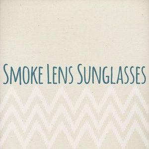 Smoke Lens Sunglasses Below
